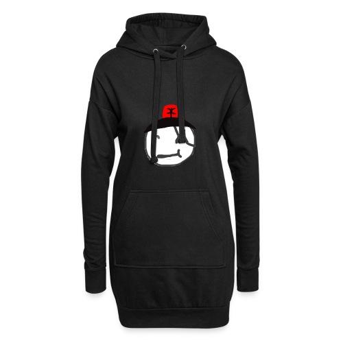 Alarm - Hoodie-Kleid