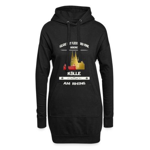Koelsche Bloot - Köln am Rhein - Hoodie-Kleid