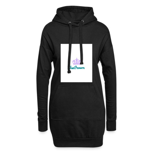 thecrown - Hoodie Dress
