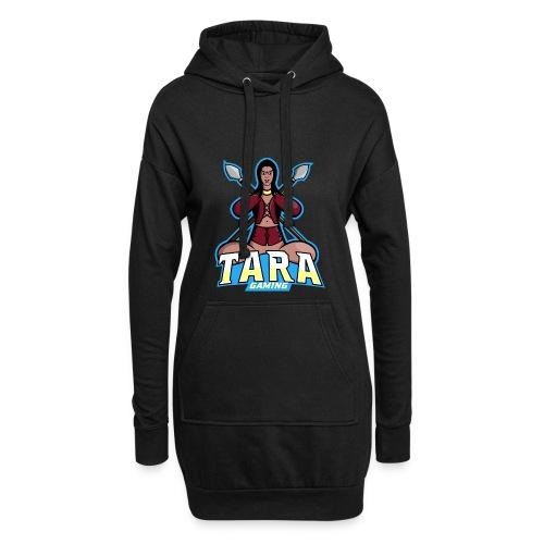 Tara Gaming - Sudadera vestido con capucha