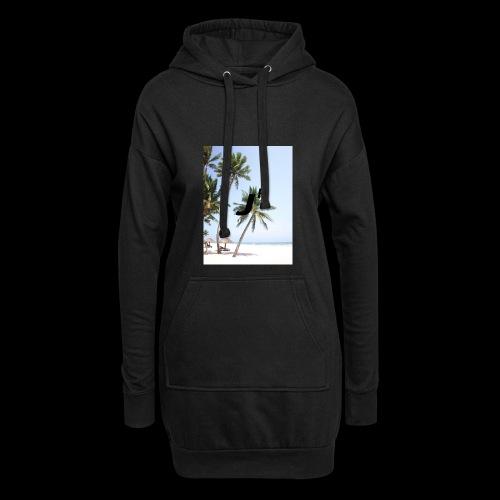 Palmtree-JR - Hoodie-Kleid