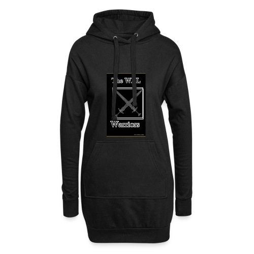 WAL Warriors - Hoodie Dress