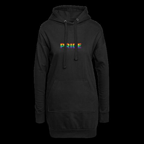 Gay pride in rainbow kleuren - Hoodiejurk
