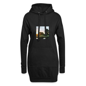 sunset - Hoodie Dress