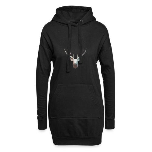 stag - Hoodie Dress