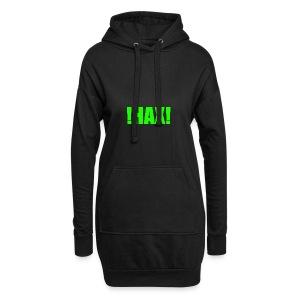 HAX-shirt by BOT SHELL - Hoodie-Kleid