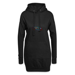 The Happy Wanderer Club - Hoodie Dress