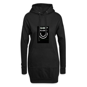 Streetwear Custom Logo - Hoodie Dress
