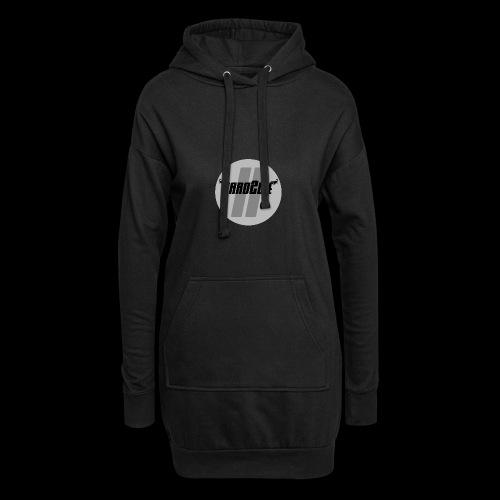 Hard2die Logo - Hoodie-Kleid