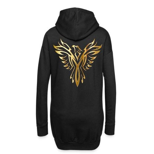 phoenix gold ultimate - Hoodie Dress