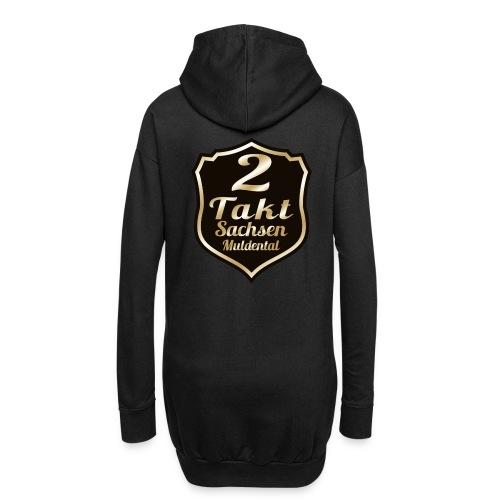 2 Takt Sachsen/ Muldental Merchandising - Hoodie-Kleid