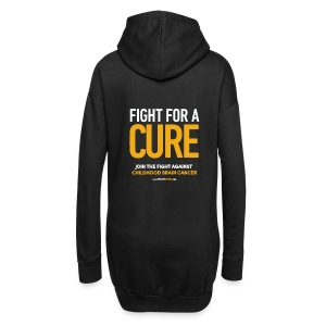 Fight For A Cure - Hoodie-Kleid