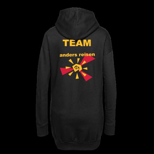 AndersReisen Teamer - Hoodie-Kleid