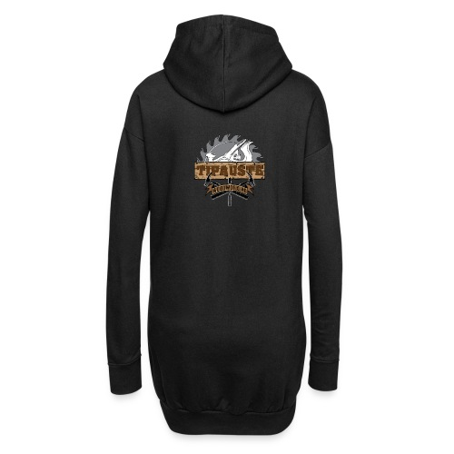 Logo Tipauste WoodWorking #1 - Sweat-shirt à capuche long Femme