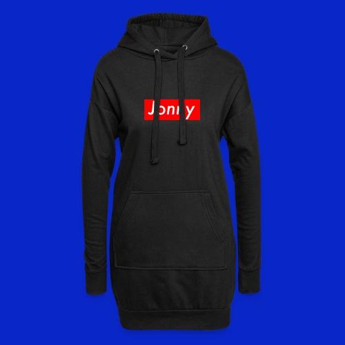 Jonny - Hoodie Dress