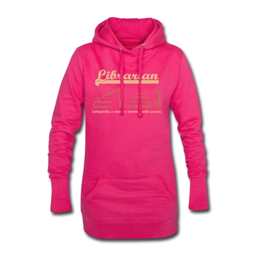 0333 Cool saying funny Quote Librarian - Hoodie Dress