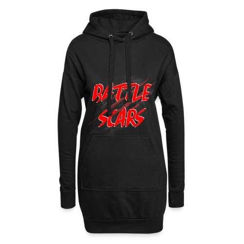 Battle Scars Merchandise - Hoodie Dress