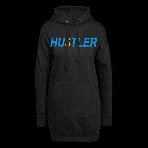 Hustler Used Look - Hoodie-Kleid