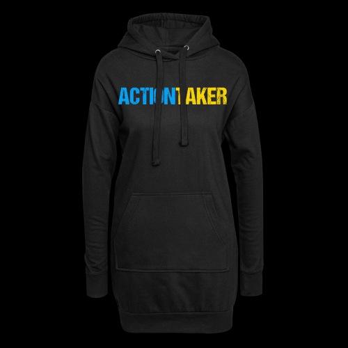 Actiontaker - Hoodie-Kleid
