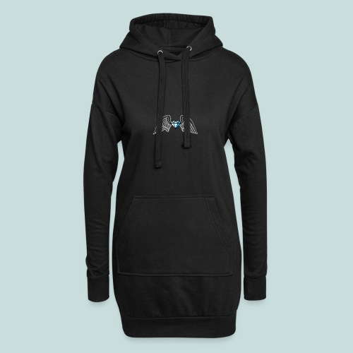 Bling angel - Hoodie Dress