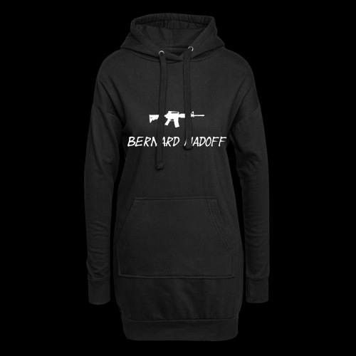 Bernard Madoff - Hoodie-kjole