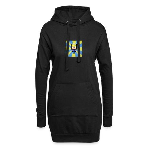 Kürbis007Shirt - Hoodie-Kleid