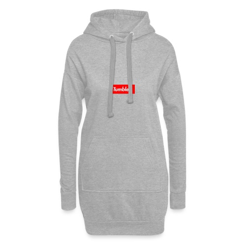 Tumbled Official - Hoodie Dress