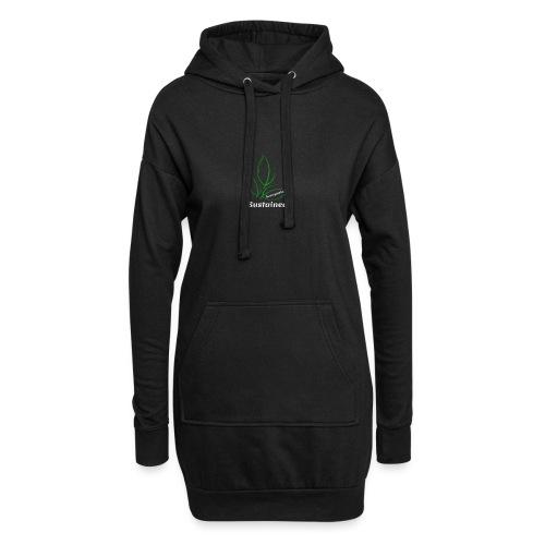 Sustained Sweatshirt Navy - Hoodie-kjole