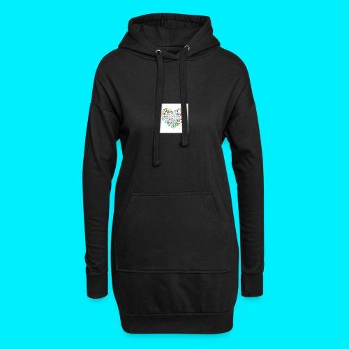 Heart image - Hoodie Dress
