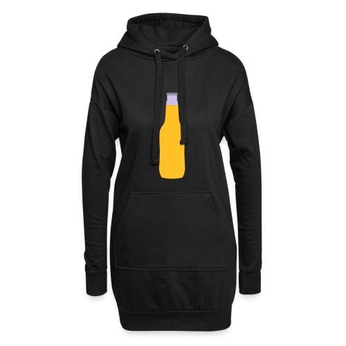 Bierflasche - Hoodie-Kleid