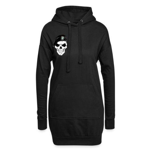 Veterans Platoon Skull - Hoodie-kjole