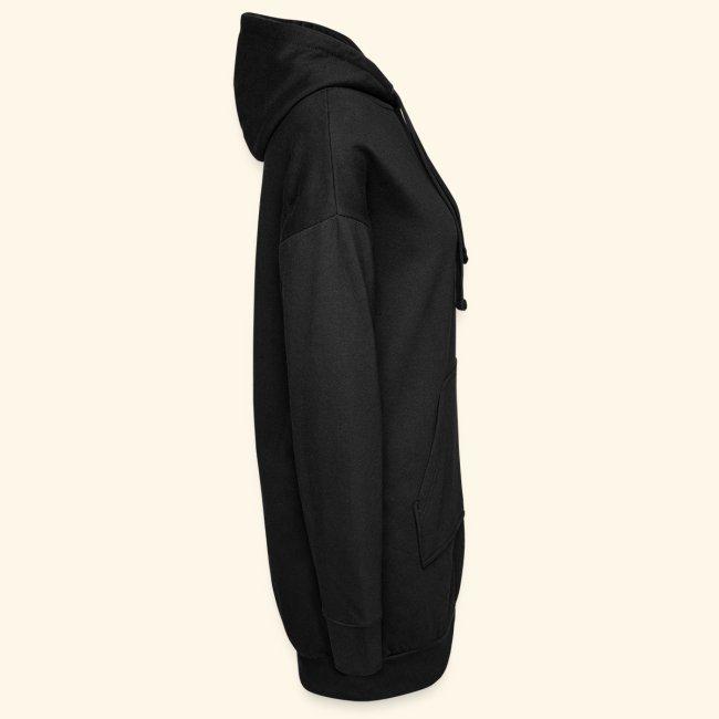 Khandra Sound Extra Long Hoodie/Dress for Woman 4