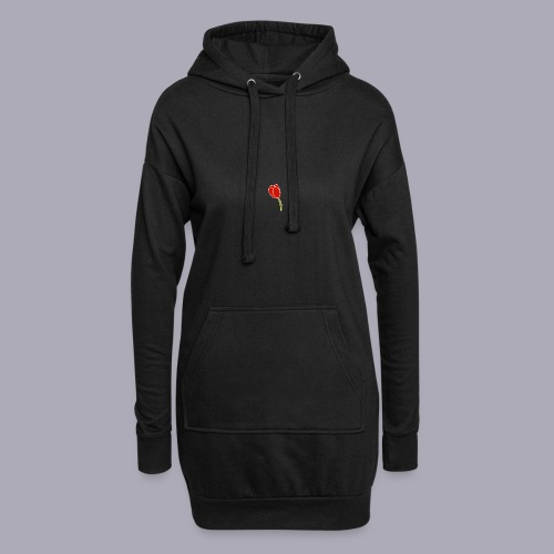 Tulip Logo Design - Hoodie Dress