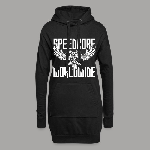 Speedcore Worldwide 2K19 - Hoodie-Kleid