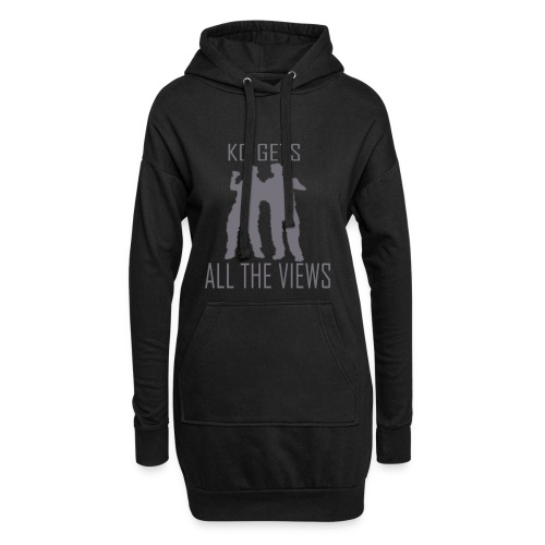 KC Gets All The Views - Hoodie Dress