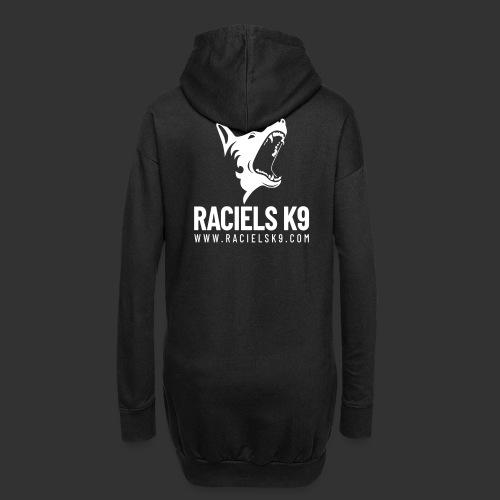 Raciels K9 TEXT & HEAD 2 - Hoodie Dress