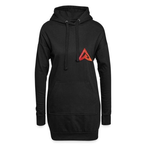 logo alpenpower - Hoodie-Kleid