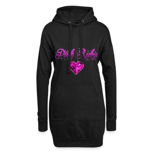 Pink Ruby heart - Luvklänning