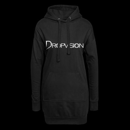 Dropvision Logo Vit - Luvklänning