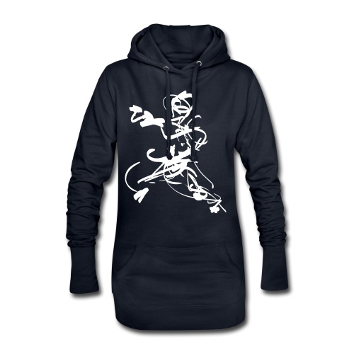 mantis style - Hoodie Dress