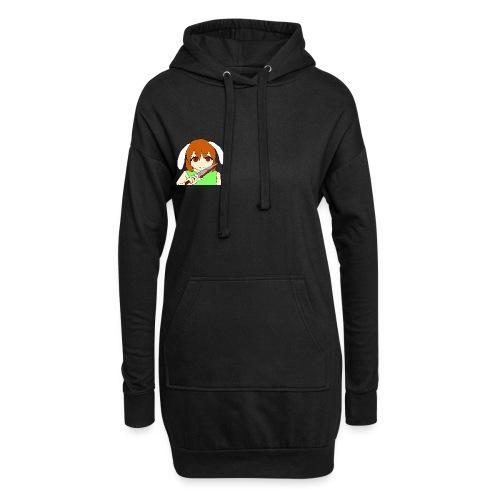 killer bunny - Hoodie-kjole