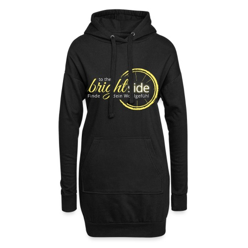 To The Bright Side - Logowear - Hoodie-Kleid