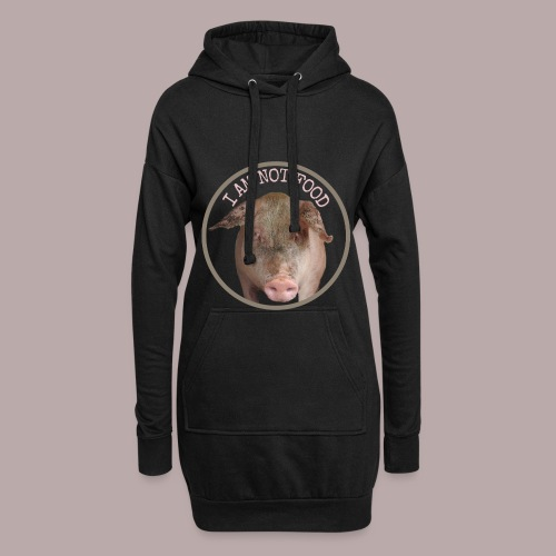 I AM NOT FOOD PIG - Luvklänning