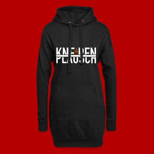 Kneipenplausch Big Edition - Hoodie-Kleid