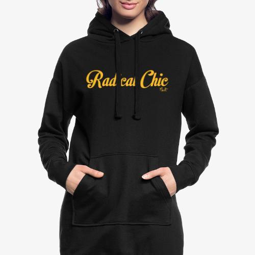 radical chic - Vestitino con cappuccio