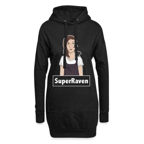 SuperRaven - Hoodie Dress