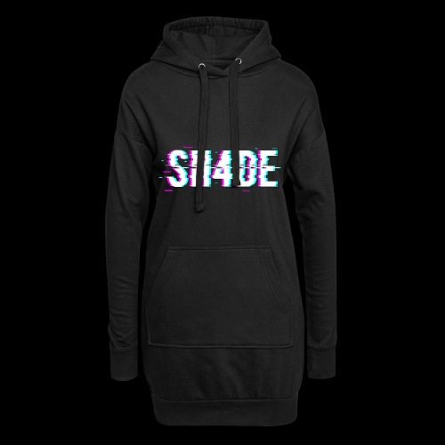 SH4DE. - Hoodie Dress