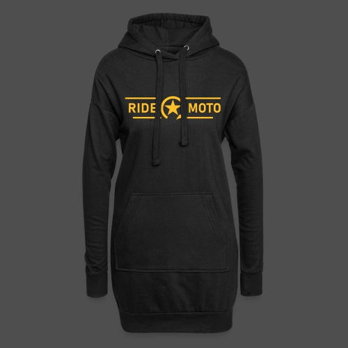 ride moto killschalter Logo - Hoodie-Kleid