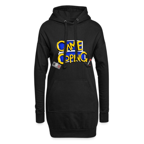 Game Coping Logo - Hoodie Dress
