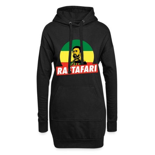 Haile Selassie - Emperor of Ethiopia - Rastafari - Hoodie-Kleid